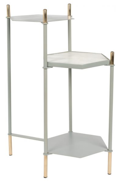 zuiver_honeycomb-side-table_roomfactory_grey