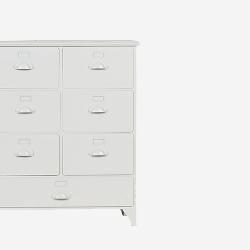 Woood_Archive_cabinet_with_drawers_metal_white_det04