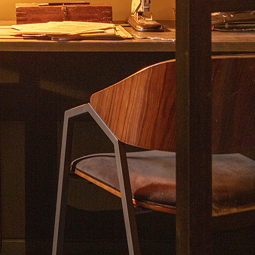 Woood_Clan_dining_chair_velvet_brown_det04