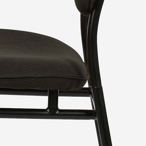 Woood_DanÉ_dining_chair_ribcord_anthracite_det04