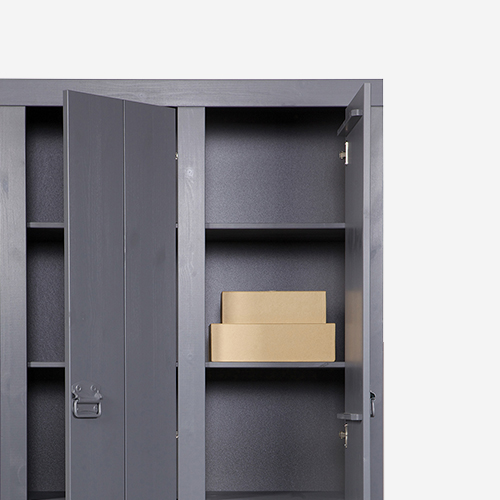 Woood_Kluis_cabinet_steel_grey_det01