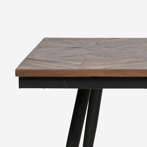 Woood_Rhombic_dining_table_woodmetal_180x90_det03