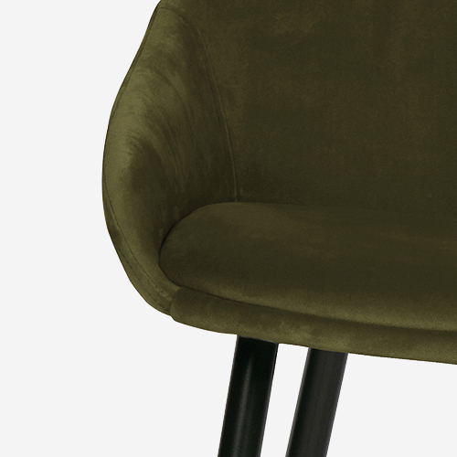 Woood_Selin_dining_chair_velvet_det01